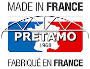 Pretamo fabrique des serres agricoles en France depuis 1968
