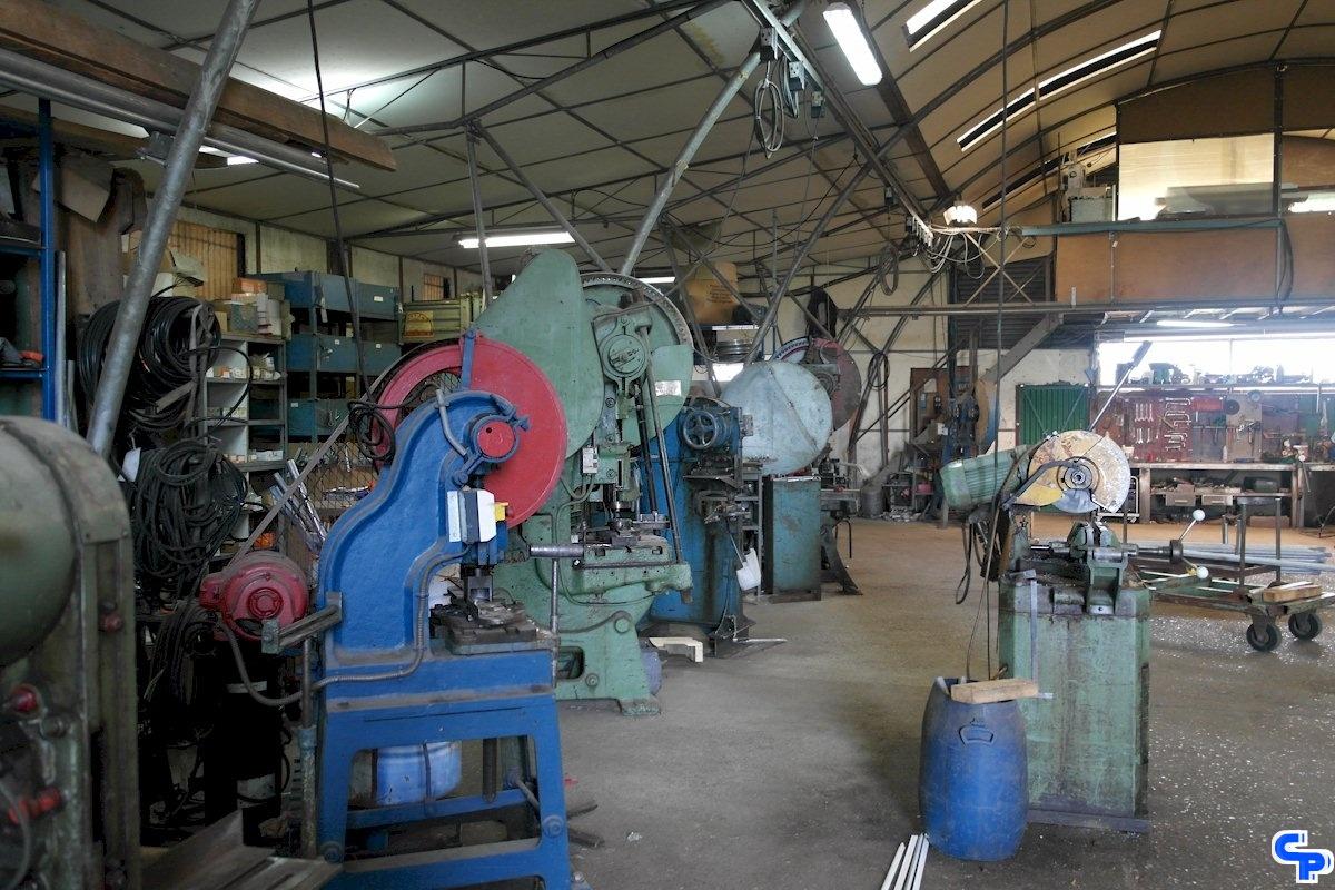 Calmel Pretamo atelier fabrication structures