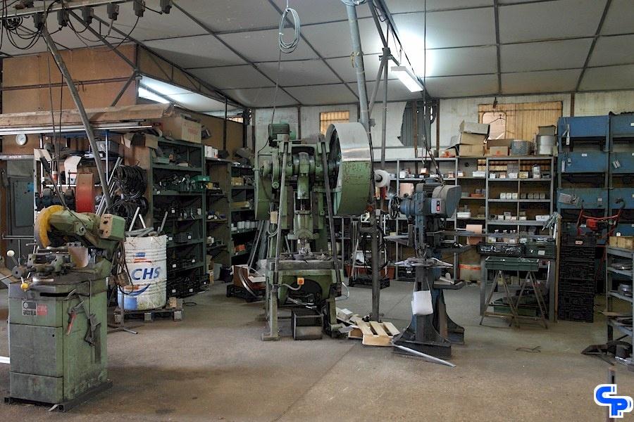Pretamo atelier fabrication structures